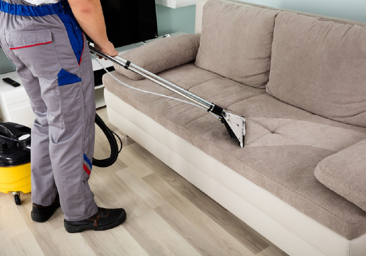 Upholstery (Sofa) Cleaning - Carpet Doctor